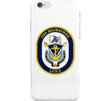 LCS-5 USS Milwaukee iPhone Case/Skin
