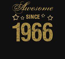 Awesome Since 1966 Unisex T-Shirt