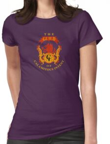 The Guild of Calamitous Intent - The Venture Brothers Womens Fitted T-Shirt