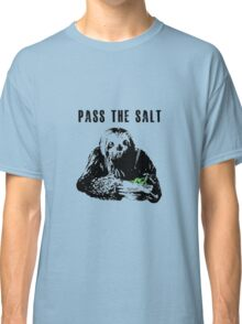 Stoner Sloth - Pass the salt 2 Classic T-Shirt