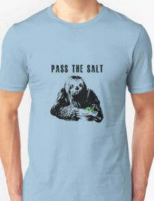 Stoner Sloth - Pass the salt 2 T-Shirt