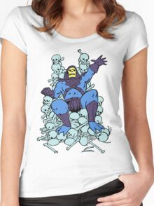 Lord of Destruction Women's Fitted Scoop T-Shirt