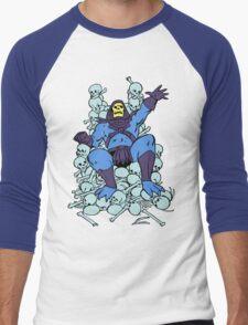 Lord of Destruction Men's Baseball ¾ T-Shirt