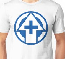 Fate Core: Create Advantage (Blue) Unisex T-Shirt