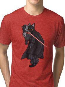 Cat Sith (new) Tri-blend T-Shirt
