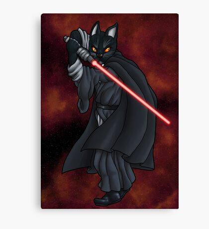 Cat Sith (new) Canvas Print
