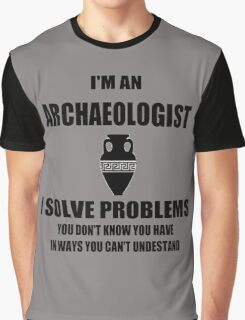 Archaeologist Graphic T-Shirt