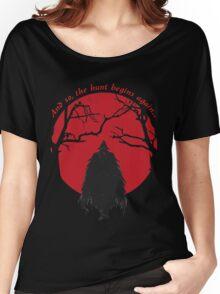 Bloodborne Hunter Women's Relaxed Fit T-Shirt