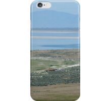 Shores of the Salt Lake iPhone Case/Skin