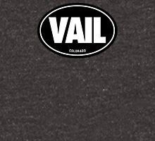 VAIL - EURO STICKER - Alternate Unisex T-Shirt