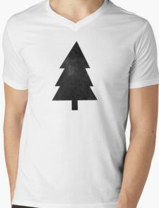 Black Forest Mens V-Neck T-Shirt