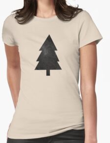 Black Forest Womens Fitted T-Shirt