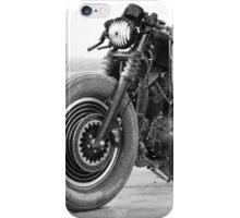 Vintage Motorcycle iPhone Case/Skin