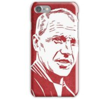 Shankly Red iPhone Case/Skin