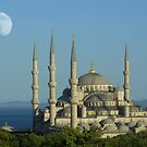 Sultanahmet Mosque, Istanbul by Zoe Marlowe