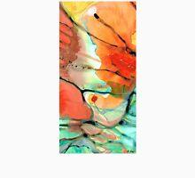 Red Abstract Art - Decadence - Sharon Cummings Unisex T-Shirt