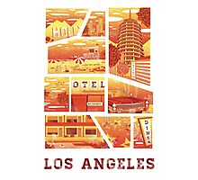 City of Angels Photographic Print
