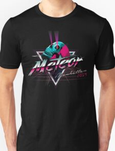 Meteor Manhattan 2019 EP Artwork T-Shirt