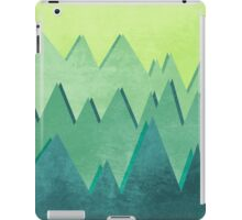 Some Green Hill Noise iPad Case/Skin