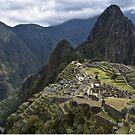 Machu Picchu by Brendan Buckley