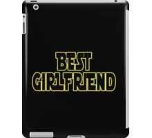 STAR WARS ~ Best girlfriend iPad Case/Skin