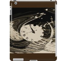 Time Distortion iPad Case/Skin