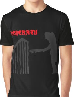 Nosferatu Graphic T-Shirt