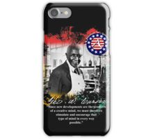 george washington carver iPhone Case/Skin