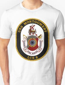 LCS-8 USS Montgomery T-Shirt