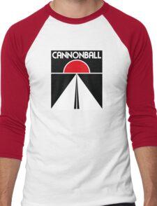 Cannonball Run Men's Baseball ¾ T-Shirt