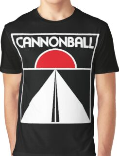 Cannonball Run Graphic T-Shirt