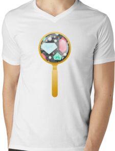 Hidden Gems Mens V-Neck T-Shirt