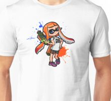 Splatoon Girl Unisex T-Shirt