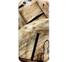 Bushel Basket Lids_Bishops Head iPhone Case/Skin