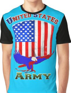 Uniter States Army Graphic T-Shirt