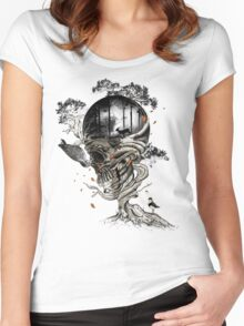 Lost Translation Women's Fitted Scoop T-Shirt