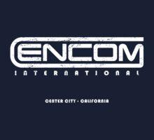 Encom International (aged look) One Piece - Short Sleeve