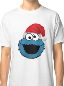 Christmas Cookie Monster! Classic T-Shirt