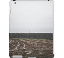 Form in the countryside iPad Case/Skin
