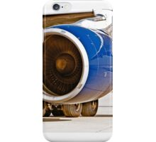Rolls Royce Trent 700  Jet Engine on an Airbus 330-200 iPhone Case/Skin