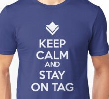 Guild Wars - Keep Calm and Stay on Tag Unisex T-Shirt