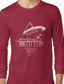 Pink Zeppelin Long Sleeve T-Shirt