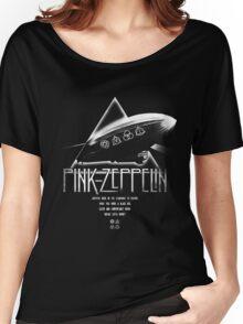 Pink Zeppelin Women's Relaxed Fit T-Shirt