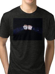 the strongest trick Tri-blend T-Shirt