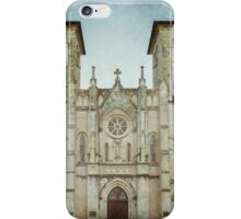 Cathedral of San Fernando iPhone Case/Skin