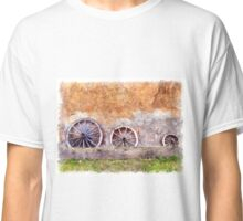 Wagon wheels Classic T-Shirt