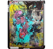 Peaceful Disaster iPad Case/Skin