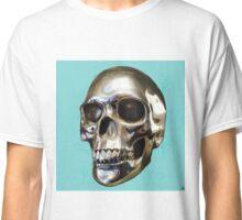 Chrome Skull Classic T-Shirt