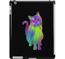 Trippy Cat  iPad Case/Skin