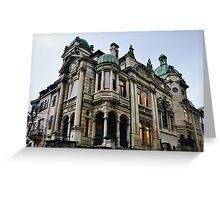 Architecture in Munich, Germany Greeting Card